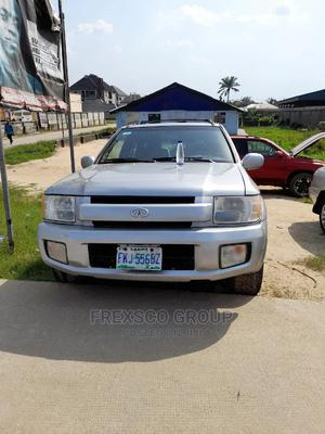 Nissan Pathfinder 2001 Automatic Silver | Cars for sale in Rivers State, Port-Harcourt