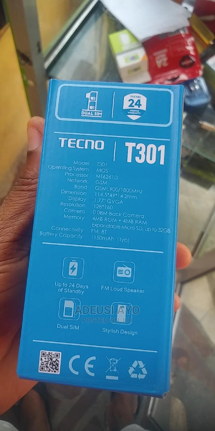 New Tecno T301 Gold   Mobile Phones for sale in Akure, Ondo State, Nigeria