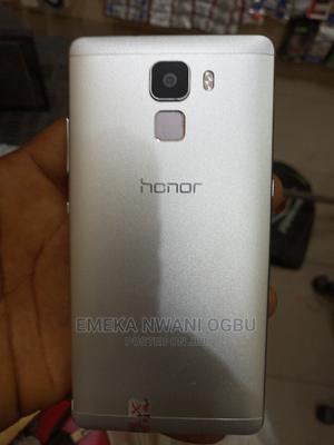 Huawei Honor 3X Pro 32 GB Silver   Mobile Phones for sale in Abuja (FCT) State, Dutse-Alhaji