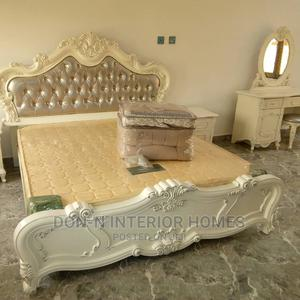 High Quality Royal Set of Bed | Furniture for sale in Abuja (FCT) State, Asokoro