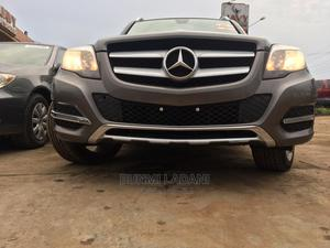 Mercedes-Benz GLK-Class 2014 350 4MATIC Gray   Cars for sale in Lagos State, Victoria Island
