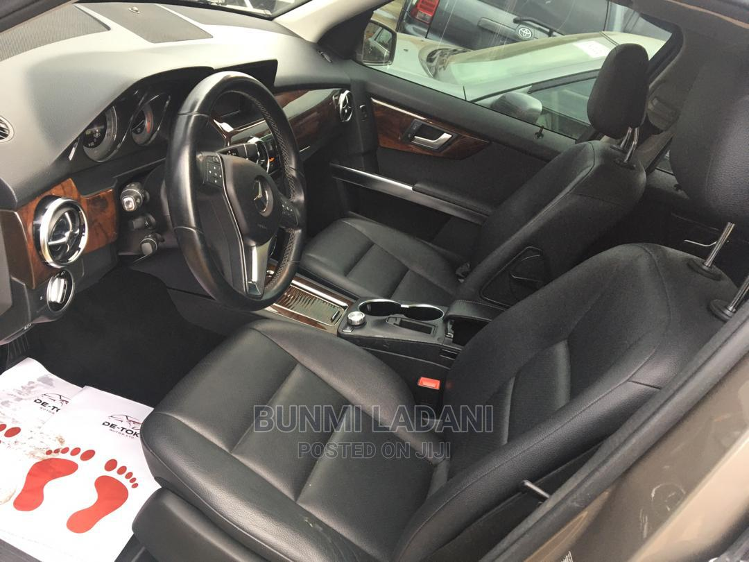 Mercedes-Benz GLK-Class 2014 350 4MATIC Gray   Cars for sale in Victoria Island, Lagos State, Nigeria