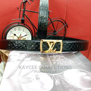 Louis Vuitton Belt for Men | Clothing Accessories for sale in Lagos State, Lagos Island (Eko)