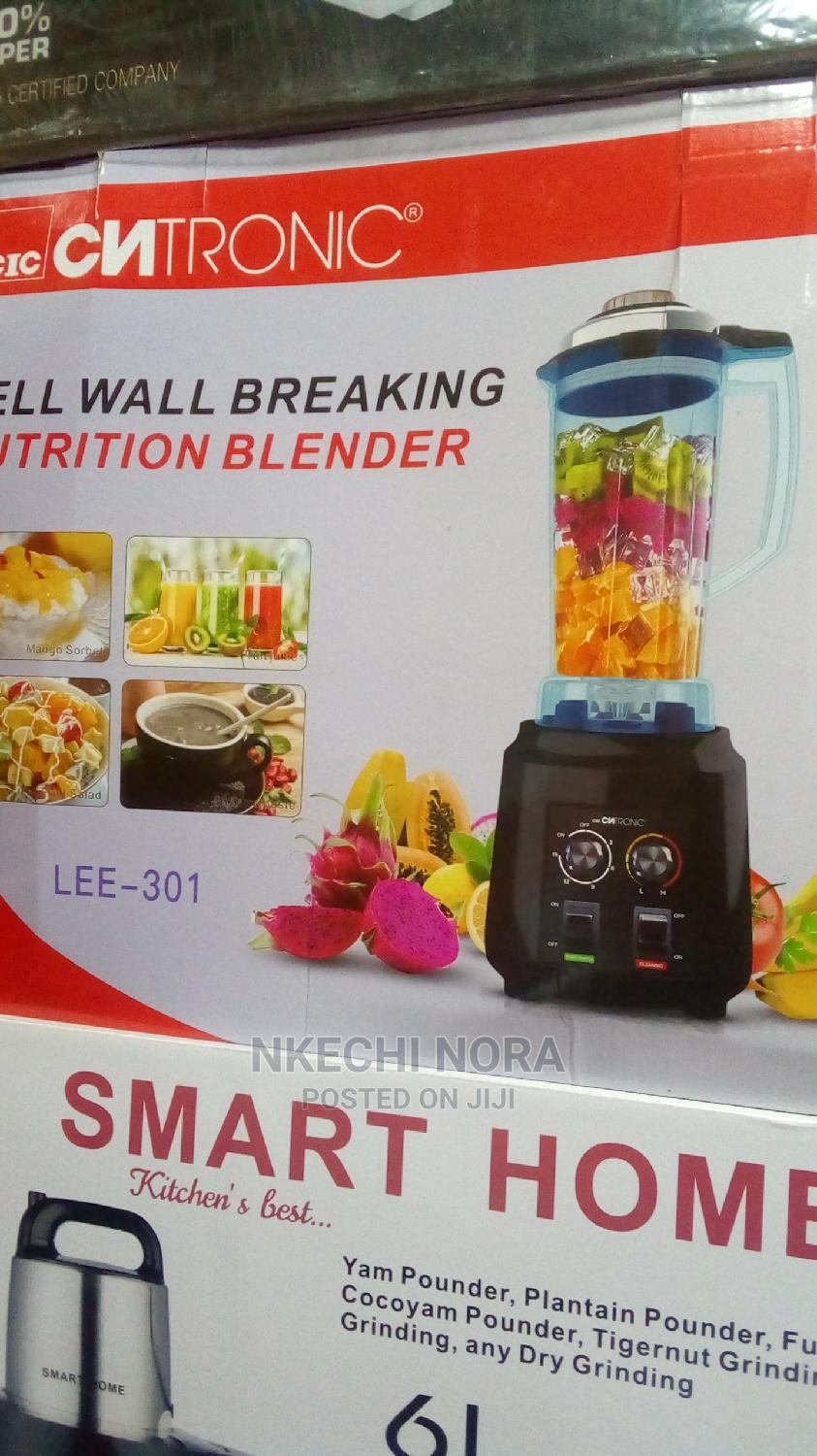 This Is Industrial Blender