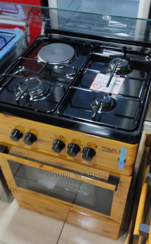 Maxi 3+1 Electric and Gas Automatic Ignition With Oven   Kitchen Appliances for sale in Lagos State, Ojo