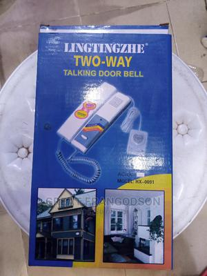 Two Way Talking Door Bell | Home Appliances for sale in Lagos State, Ikeja