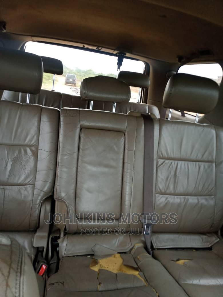 Toyota Sequoia 2004 Black | Cars for sale in Benin City, Edo State, Nigeria