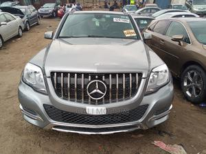 Mercedes-Benz GLK-Class 2014 350 4MATIC Gray   Cars for sale in Lagos State, Apapa