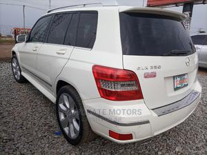 Mercedes-Benz GLK-Class 2010 350 4MATIC White | Cars for sale in Ondo State, Akure
