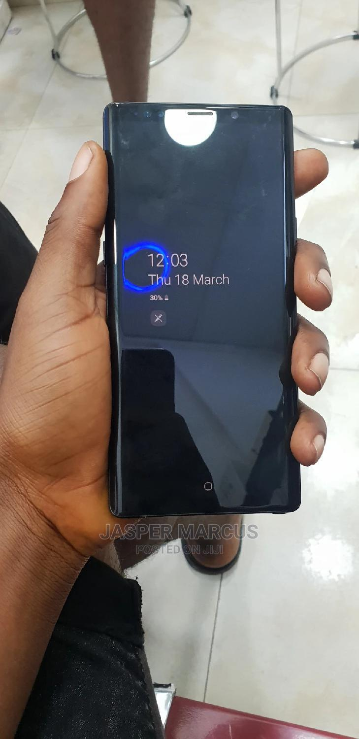 Samsung Galaxy Note 9 128 GB Black | Mobile Phones for sale in Aba South, Abia State, Nigeria