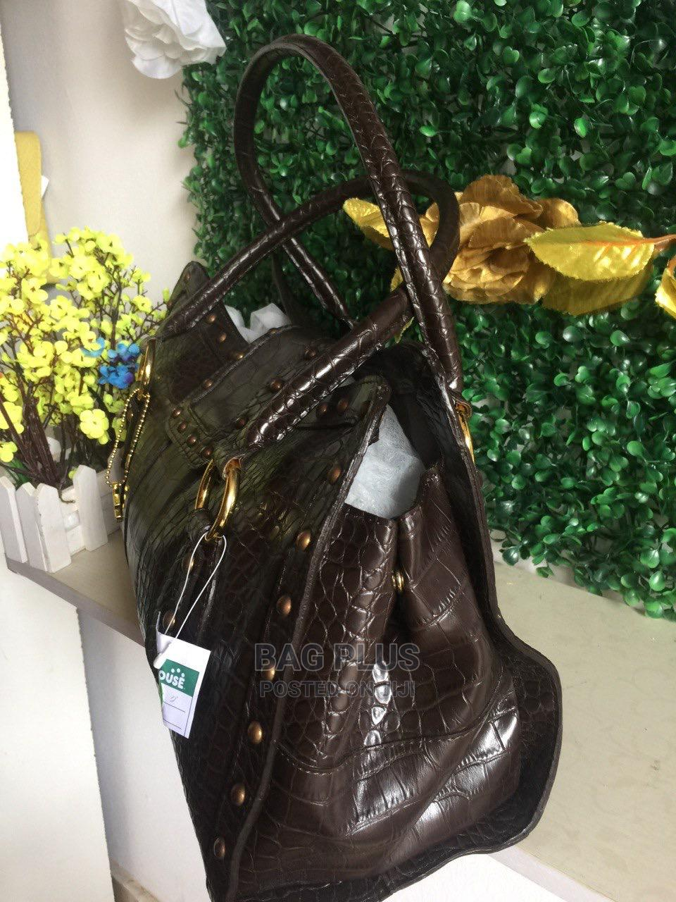 Archive: F Leather Bag