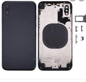 iPhone X Complete Housing With Small Parts | Accessories for Mobile Phones & Tablets for sale in Rivers State, Port-Harcourt