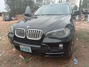 BMW X5 2008 3.0i Black | Cars for sale in Abuja (FCT) State, Central Business District