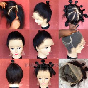 Human Hair Hand Made Closures and Frontals | Health & Beauty Services for sale in Lagos State, Ikeja