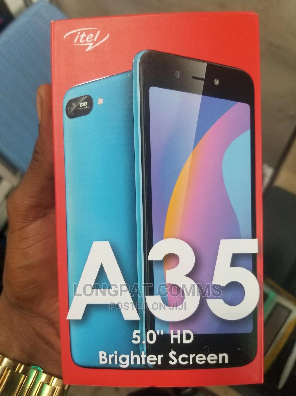 New Itel A36 16GB