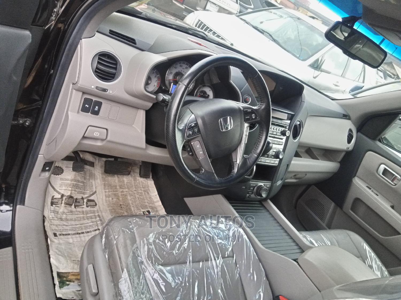 Honda Pilot 2014 Black   Cars for sale in Apapa, Lagos State, Nigeria