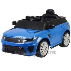 Licensed Blue Range Rover Sport Svr 12v Electric Ride on Car | Toys for sale in Oyo State, Ibadan