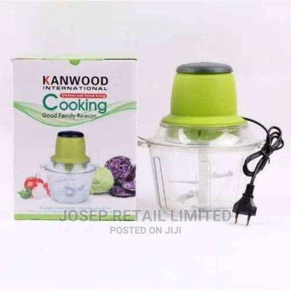 Kenwood Electric Yam Pounder And Food Processor