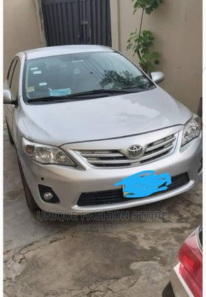 Toyota Corolla 2011 Silver   Cars for sale in Lagos State, Kosofe
