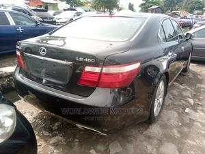 Lexus LS 2007 460 Black | Cars for sale in Lagos State, Apapa