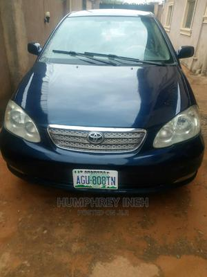 Toyota Corolla 2004 1.8 TS Blue | Cars for sale in Delta State, Oshimili South