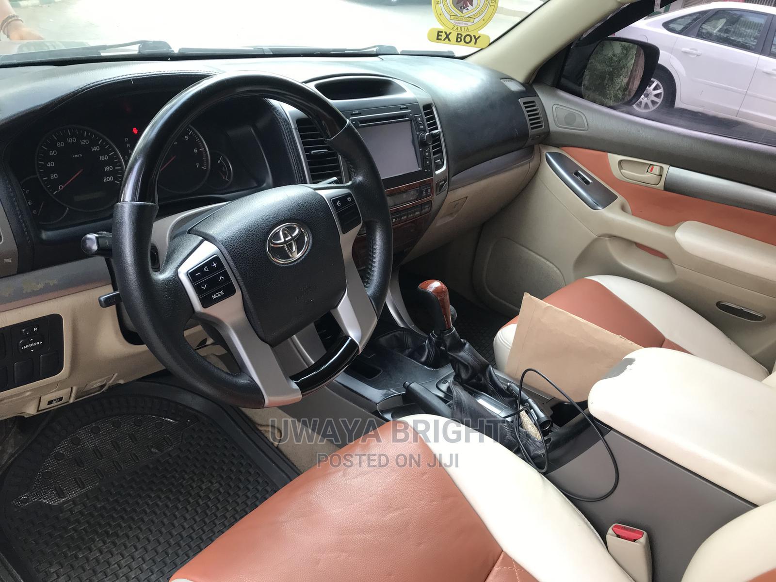Toyota Land Cruiser Prado 2016 Gray | Cars for sale in Garki 2, Abuja (FCT) State, Nigeria