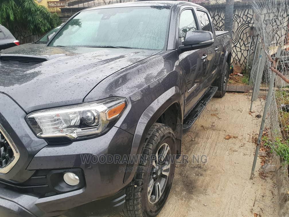 Toyota Tacoma 2019 Black | Cars for sale in Eko Atlantic, Lagos State, Nigeria
