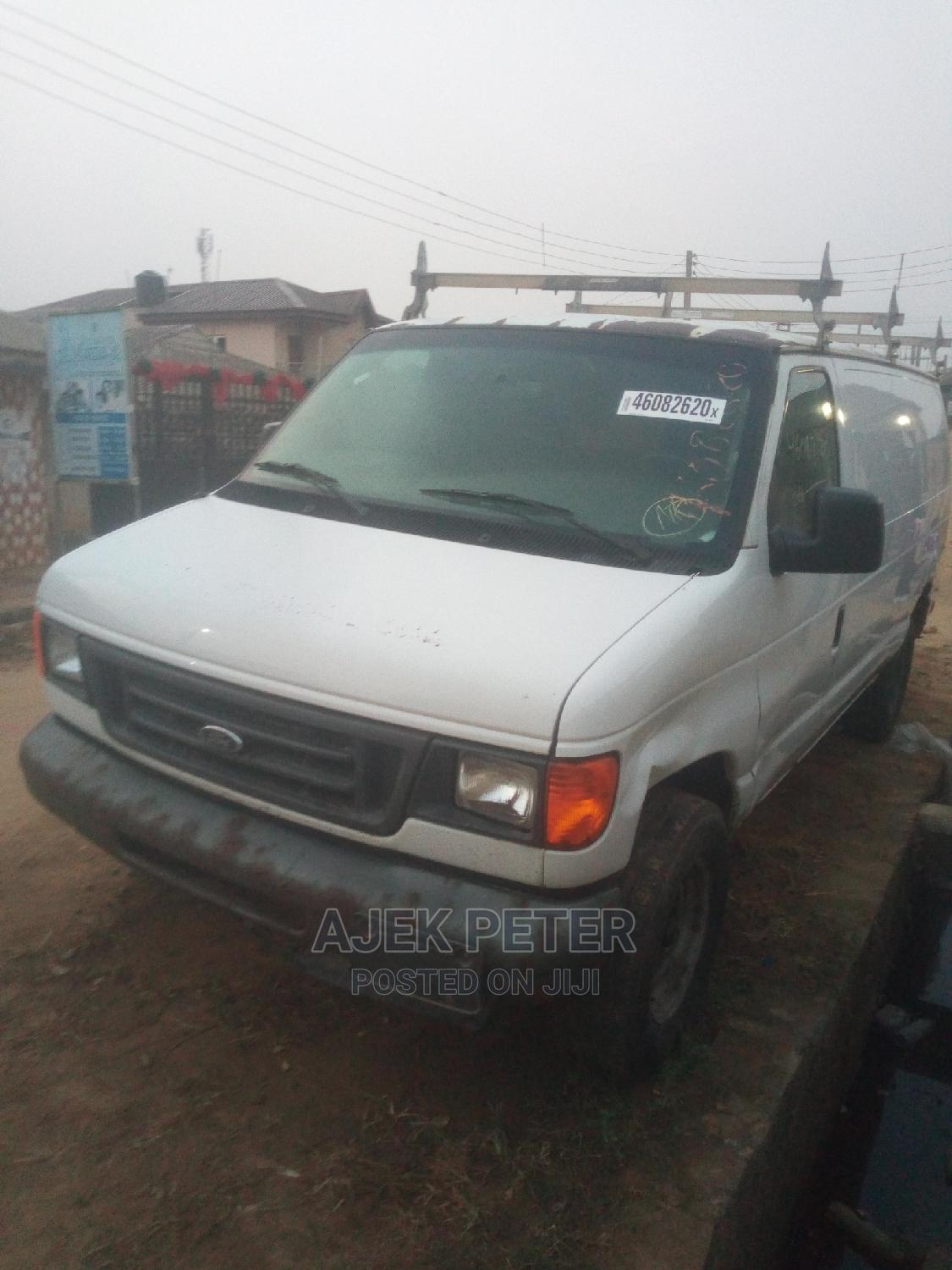 Ford Econoline | Buses & Microbuses for sale in Owo, Ondo State, Nigeria