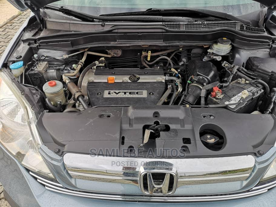 Archive: Honda CR-V 2007 LX 4WD Automatic Blue