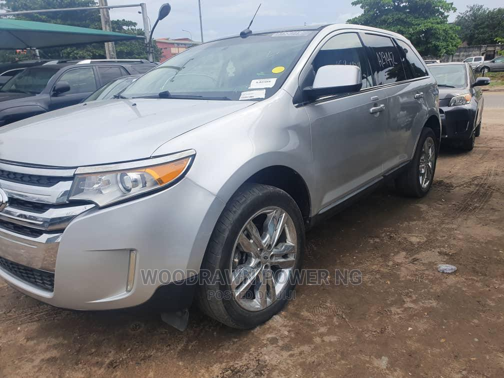 Ford Edge 2011 Silver | Cars for sale in Maryland, Lagos State, Nigeria