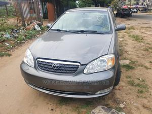 Toyota Corolla 2006 LE Gray | Cars for sale in Lagos State, Oshodi