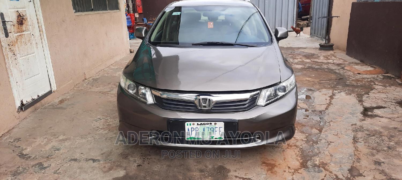 Archive: Honda Civic 2012 1.8 5 Door Automatic Gray