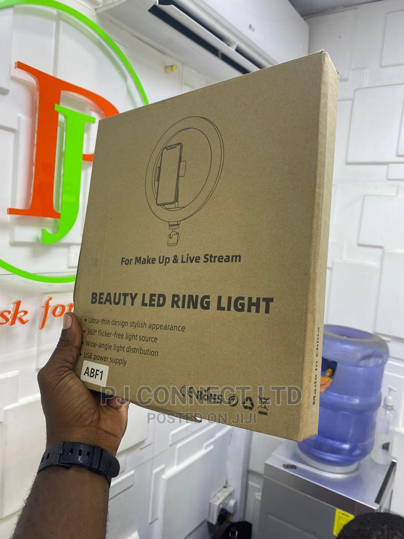 Beauty LED Ring Light | Accessories for Mobile Phones & Tablets for sale in Ikeja, Lagos State, Nigeria