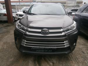 Toyota Highlander 2014 Gray | Cars for sale in Lagos State, Ikeja