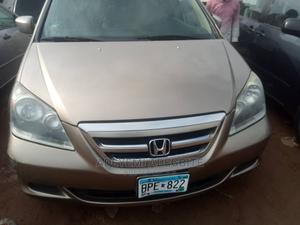 Honda Odyssey 2005 Gold   Cars for sale in Lagos State, Alimosho