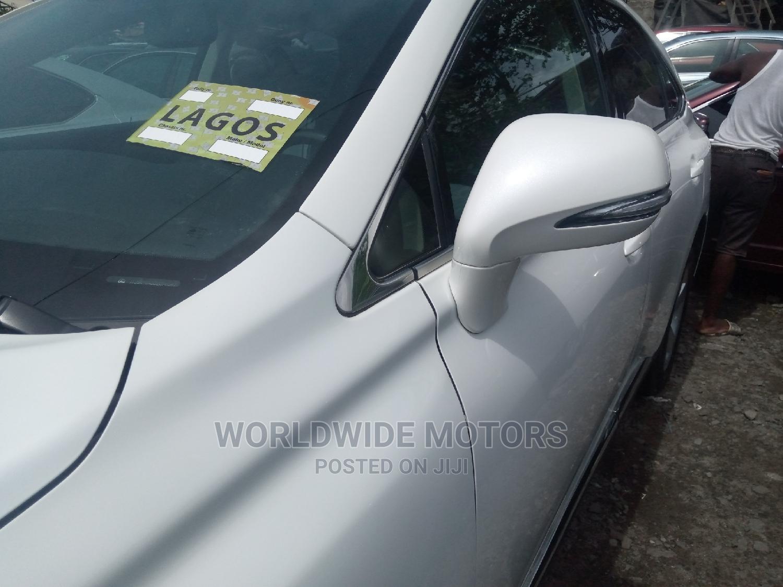 Archive: Lexus RX 2013 350 AWD White