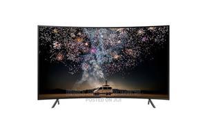 "Samsung 49"" UHD 4K Curved Smart TV RU7300 | TV & DVD Equipment for sale in Abuja (FCT) State, Kubwa"