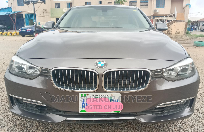 BMW 328i 2013 Brown