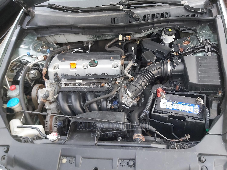 Archive: Honda Accord 2008 2.4 Executive Green