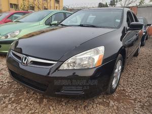 Honda Accord 2005 Sedan EX Automatic Black | Cars for sale in Kaduna State, Kaduna / Kaduna State
