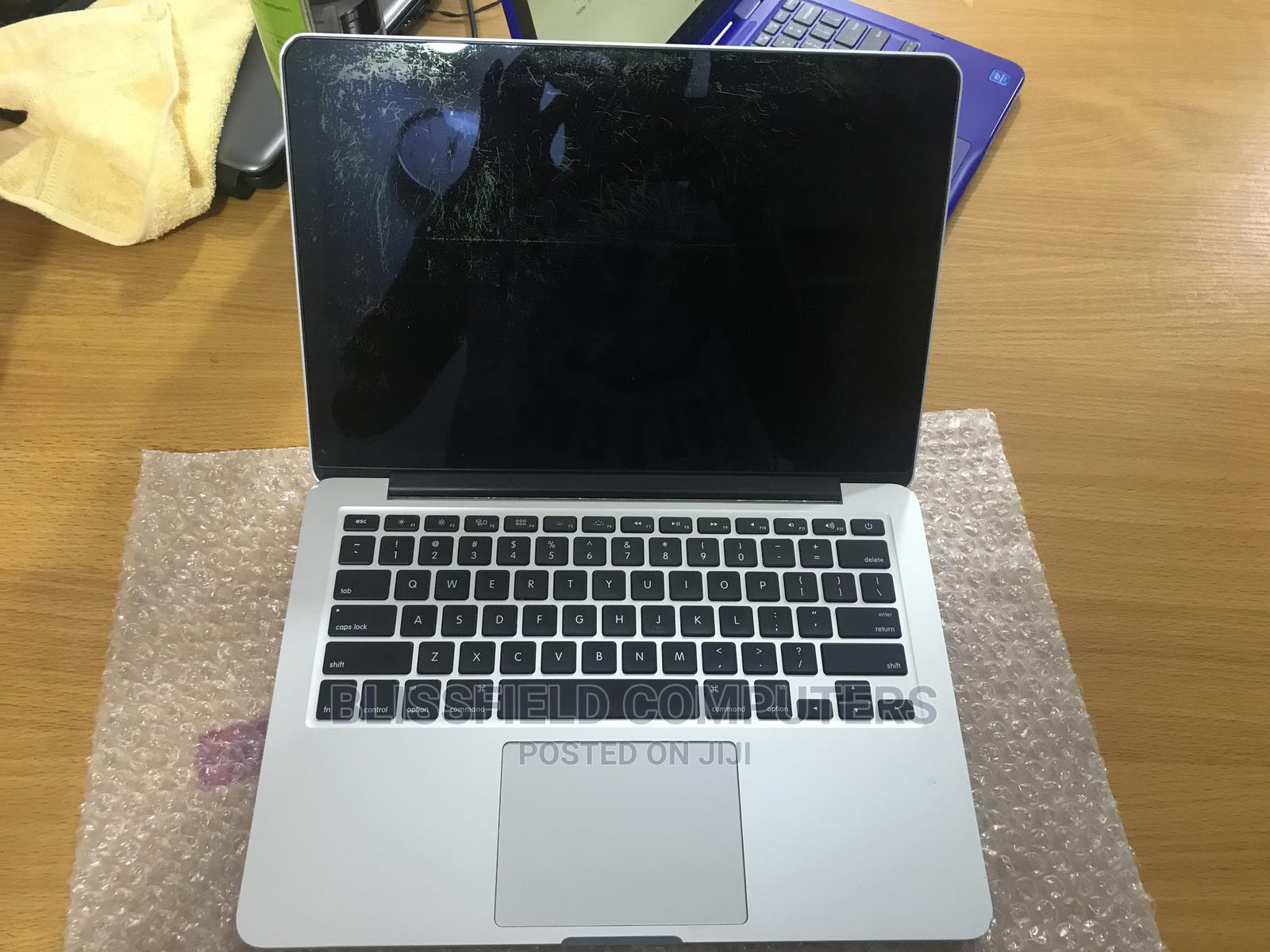 Laptop Apple MacBook Pro 2015 8GB Intel Core I5 SSD 256GB | Laptops & Computers for sale in Ikeja, Lagos State, Nigeria