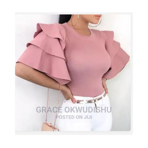 Ladies Unique Blouse | Clothing for sale in Ikotun/Igando, Lagos State, Nigeria