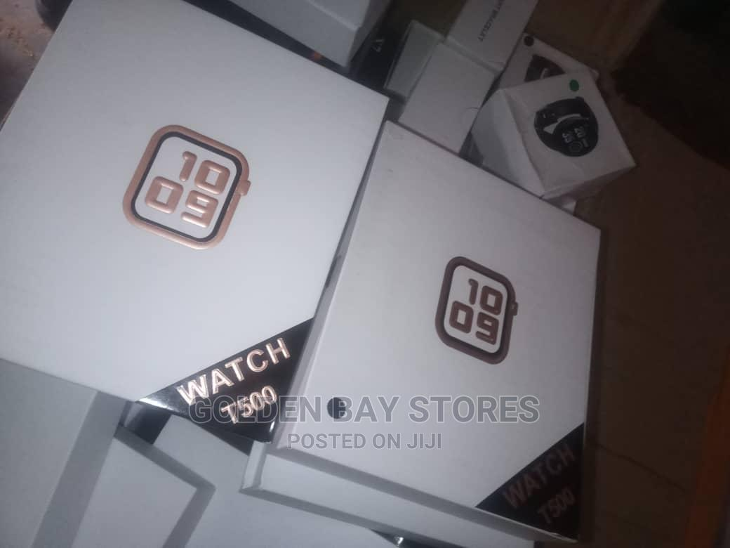 T500 Smart Watch | Smart Watches & Trackers for sale in Abule Egba, Lagos State, Nigeria