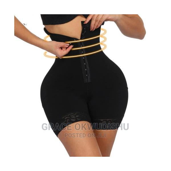 Tummy Control Tight With Hooks
