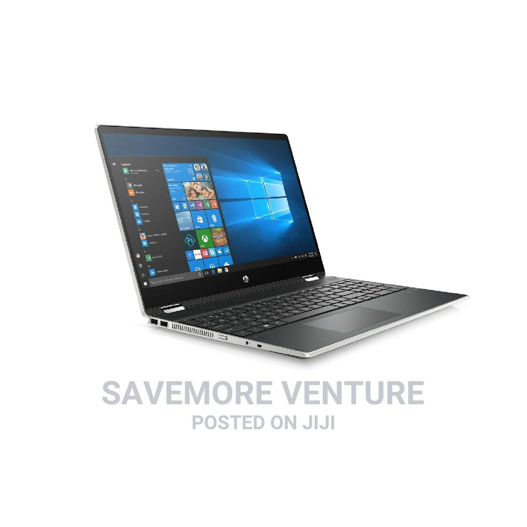 New Laptop HP Pavilion X360 8GB Intel Core I3 HDD 1T | Laptops & Computers for sale in Ikeja, Lagos State, Nigeria