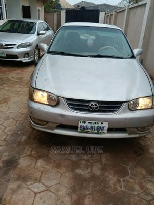 Toyota Corolla 2000 1.9 D Sedan Silver   Cars for sale in Enugu State, Enugu