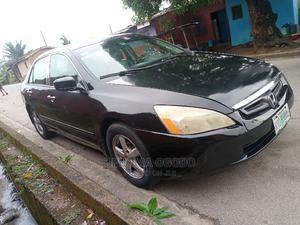 Honda Accord 2005 Sedan LX Automatic Black | Cars for sale in Cross River State, Calabar