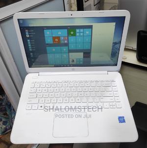 Laptop HP Stream 14 4GB Intel Celeron SSD 32GB | Laptops & Computers for sale in Lagos State, Ikeja