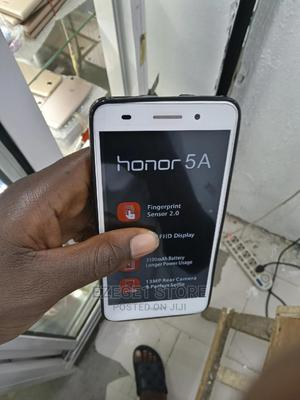 Huawei Honor 5A 16 GB White   Mobile Phones for sale in Lagos State, Ikeja