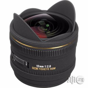 Sigma 10mm F/2.8 EX DC HSM Fisheye Lens   Accessories & Supplies for Electronics for sale in Rivers State
